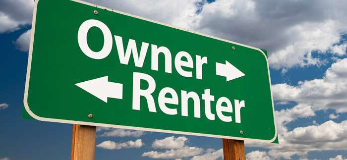 Changing From a Renter to a Homeowner